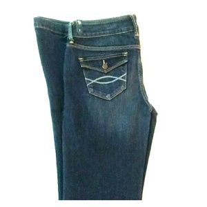 NWT Abercrombie Fitch Low Rise Stretch Flare Jeans